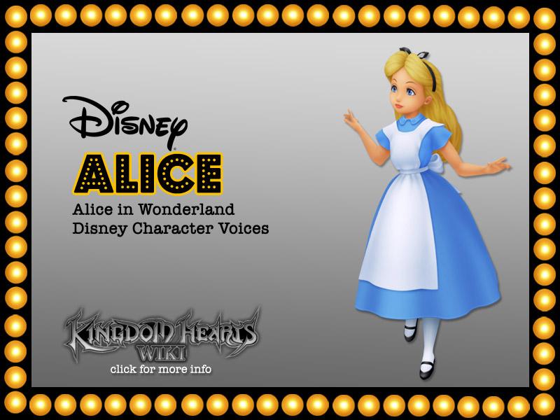 ALICE IN WONDERLAND | HyndenWalch.com