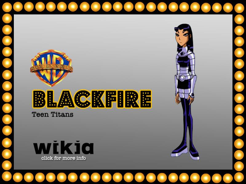 BLACKFIRE TT | HyndenWalch.com