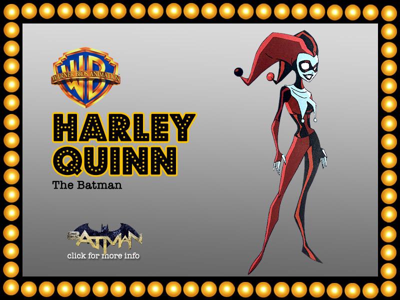 HARLEY QUINN | HyndenWalch.com