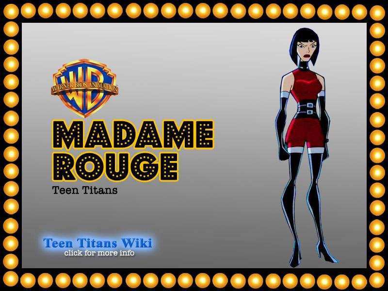 MADAME ROUGE | HyndenWalch.com